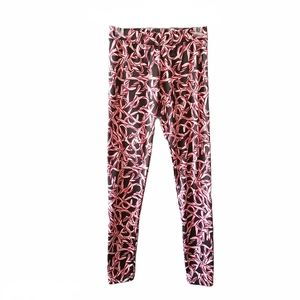 Justice Candy Cane Leggings